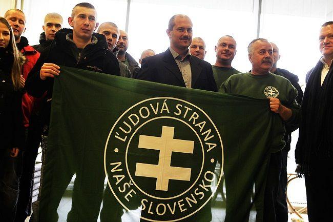 Kotlebists People s Party Our Slovakia - Wikipedia
