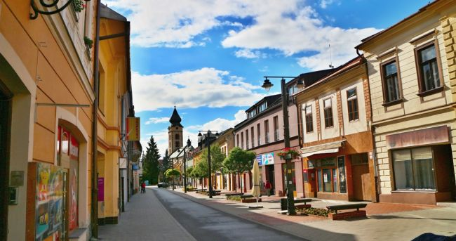 Vyhlásili najkrajšie mesto a obec Slovenska roku 2017. Ako dopadli tie vaše?