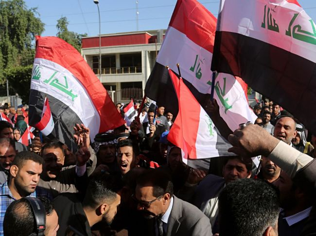 Islamský štát vyjadril podporu protivládnym protestom v Iráne
