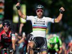 Sagan triumfoval! Vyhral 4. etapu Tour Down Under a je na čele