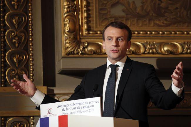 Macron: Británia môže mať dohodu na mieru, ale nie rovnaké výhody ako člen EÚ