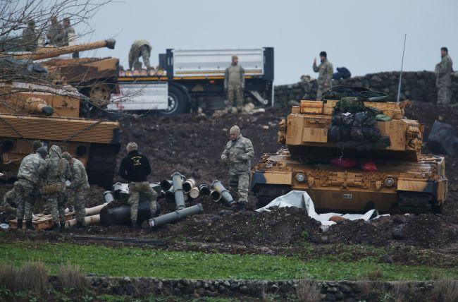 Sýrska vláda údajne zaútočila chlórom na civilistov; týka sa to aj Ruska