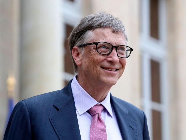 Bill Gates kritizoval Trumpovu stratégiu