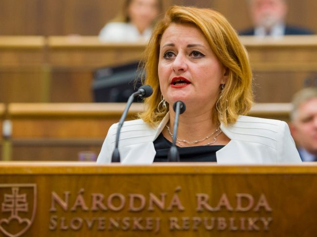 Blahová: Ak odvolajú Galka z čela výboru, postov sa vzdajú aj ostatní