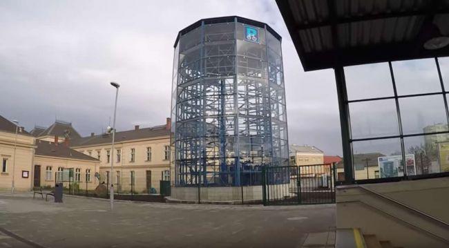 Výstavba parkovacieho domu pre bicykle v Trnave by sa mohla začať na jeseň