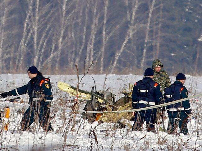 Experti spájajú haváriu An-148 s odlišným údajmi o rýchlosti v kabíne