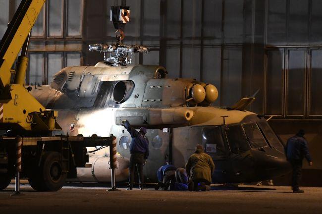 SaS: Minister obrany Gajdoš musí vysvetliť pozastavenie prevádzky Mi-17