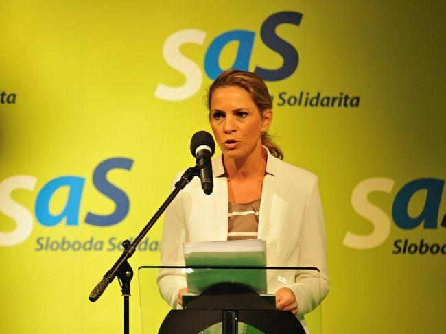 Poslanci SaS sa nebudú zúčastňovať rokovania parlamentu