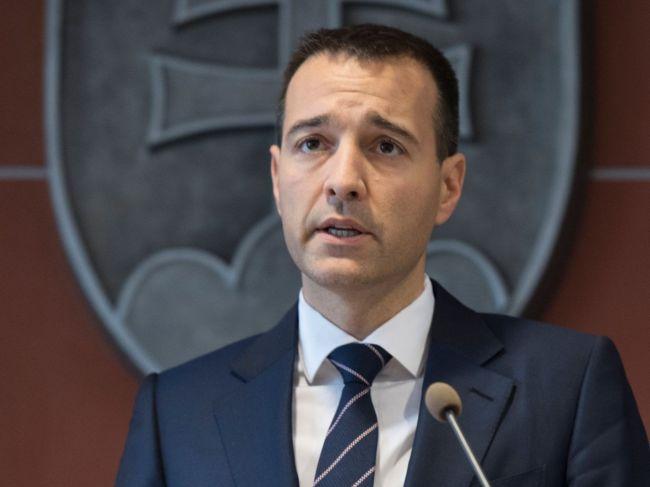 Tomáš Drucker končí vo funkcii ministra vnútra