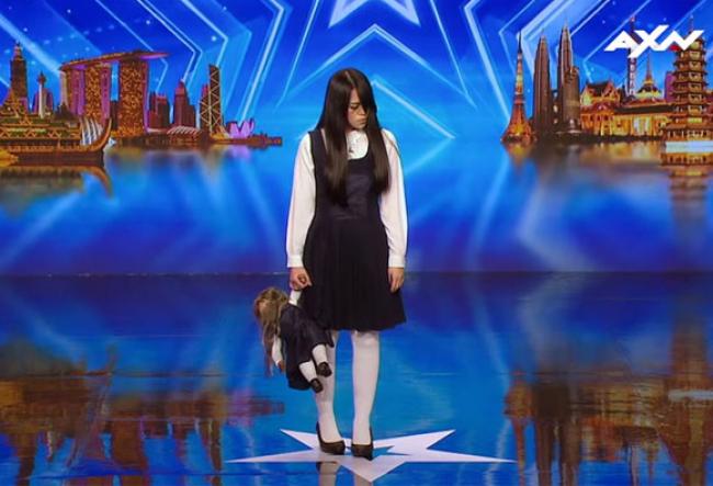 Video: Z tejto víťazky talentovej súťaže vám bude behať mráz po chrbte