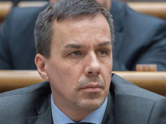 Tomáš: Nemám ambíciu byť ministrom vnútra, kandidát môže byť do stredy