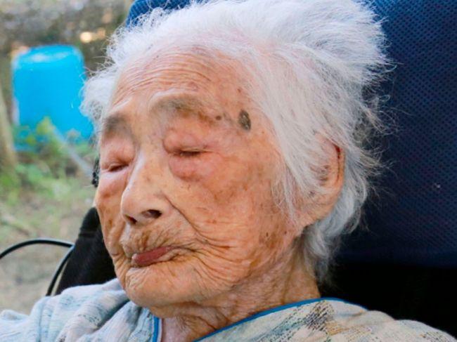 Zomrela 117-ročná Nabi Tadžimaová, najstarší človek na svete