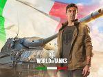 Gianluigi Buffon sa stal tvárou hry World of Tanks