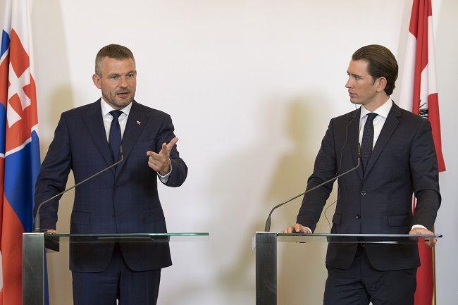 Pellegrini: Za rovnaké dane v Rakúsku by mali byť rovnaké rodinnné prídavky