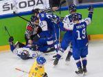 Slovensko prekvapilo Švédsko, zostavy sobotňajšieho zápasu A-skupiny