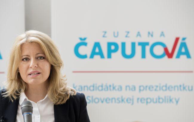 Zuzana Čaputová bude kandidovať za prezidentku SR
