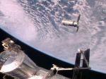 Kozmická loď Cygnus sa odpojila od ISS