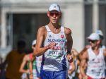 Matej Tóth získal striebro na 50 km