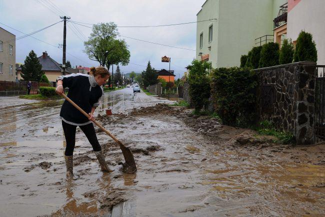 V troch mestách na severe Slovenska hrozia prívalové povodne, SHMÚ vydáva výstrahu