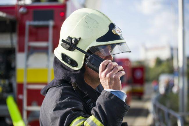 S mohutným požiarom v Kutnej Hore bojovala stovka hasičov