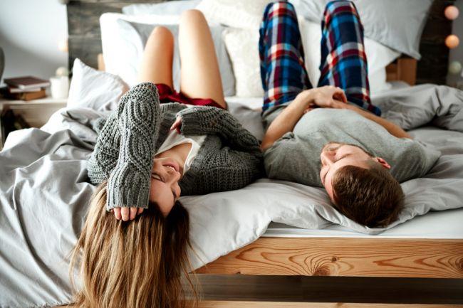 Páry, ktoré robia toto, majú lepší spánok