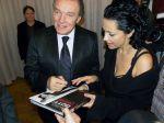 Karel Gott a Lucie Bíla nahrali novú pieseň pre album Duety