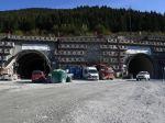 Podľa OĽaNO hrozí útlm alebo úplné zastavenie prác na tuneli Višňové