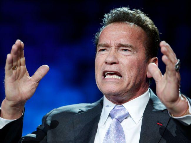Schwarzenegger označil amerického prezidenta Trumpa za