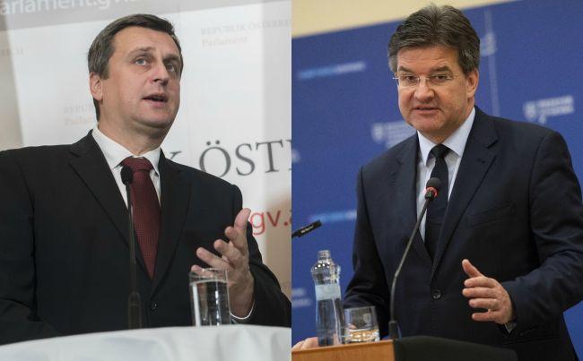 Danko sa chce stretnúť s ministrom Lajčákom