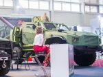 Obrnené vozidlo 4x4 Gerlach má za sebou úspešnú skúšku balistickej ochrany