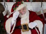 Popierač existencie Santa Clausa skončil za mrežami