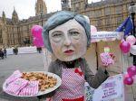 Sky News: Hlasovanie o brexite by sa v parlamente skončilo porážkou Mayovej