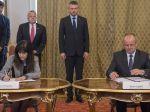 Slovensko podpísalo kontrakty na nákup stíhačiek F-16