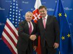 Lajčák sa s americkým štátnym tajomníkom zhodol na podpore Ukrajiny