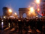 Protesty žltých viest majú menej účastníkov; vyžiadali si siedmu obeť