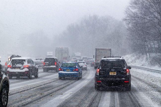 Ako správne jazdiť v zime? Toto by ste mali vedieť!