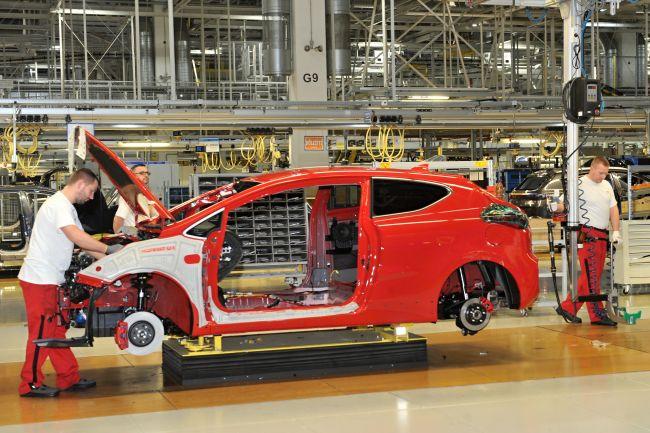 Na Slovensku sa vlani vyrobilo 1.080.000 automobilov