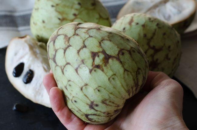 Cherimoya: Ako jesť ovocie lásky a ako vám prospieva