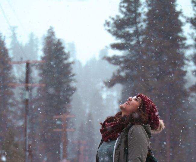 Predpoveď počasia: V sobotu sa na celé územie Slovenska vráti sneženie