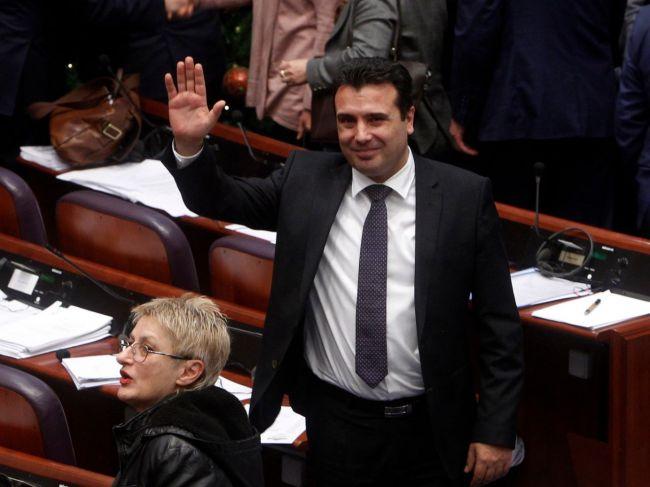 Macedónsko sa premenuje, parlament schválil zmenu názvu