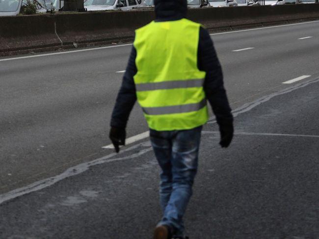 Pri piatkových protestoch žltých viest v Belgicku zahynul demonštrant