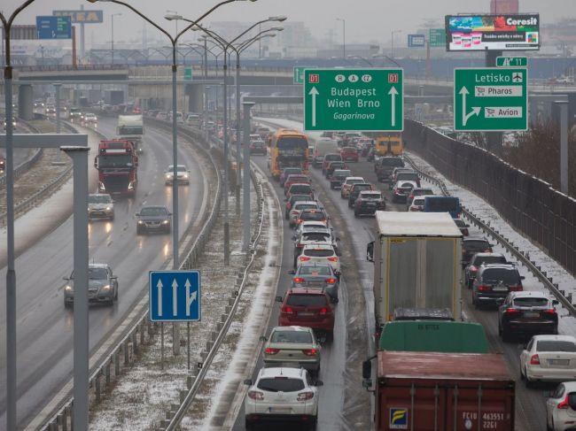 O pár týždňov čakajú Bratislavu najhoršie dopravné uzávery v histórii