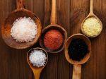 9 druhov soli a ich účinky na vaše zdravie