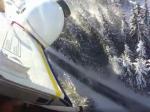 Video: Takto zasahoval vrtuľník na Orave