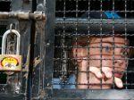 Nasťa Rybka, ktorá údajne má dôkazy o spojení Trumpa a Kremľa, je vo väzení