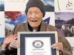 Vo veku 113 rokov zomrel najstarší žijúci muž na svete