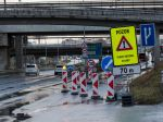 Bratislavu čakajú rozsiahle dopravné obmedzenia, podľa Valla treba preferovať MHD