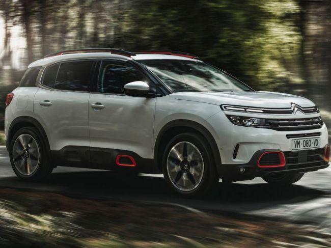 Citroën C5 Aircross: ceny, výbavy a motory pre slovenský trh
