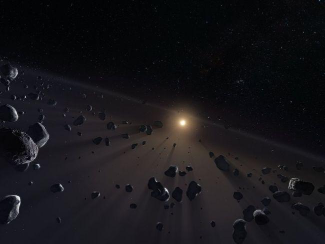 Na na okraji našej slnečnej sústavy bol spozorovaný tajomný objekt
