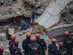 Počet mŕtvych po zrútení budovy v Istanbule stúpol na 16